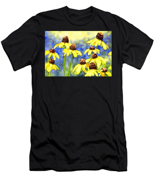 Blackeyed Beauties Men's T-Shirt (Athletic Fit)