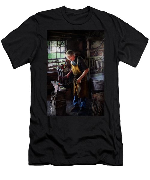 Blacksmith - Starting With A Bang  Men's T-Shirt (Athletic Fit)