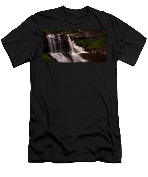 Blackwater Falls Men's T-Shirt (Athletic Fit)