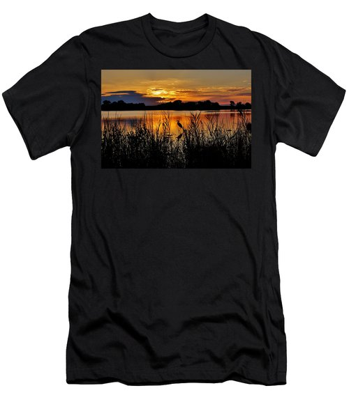 Blackwater Morning Men's T-Shirt (Athletic Fit)