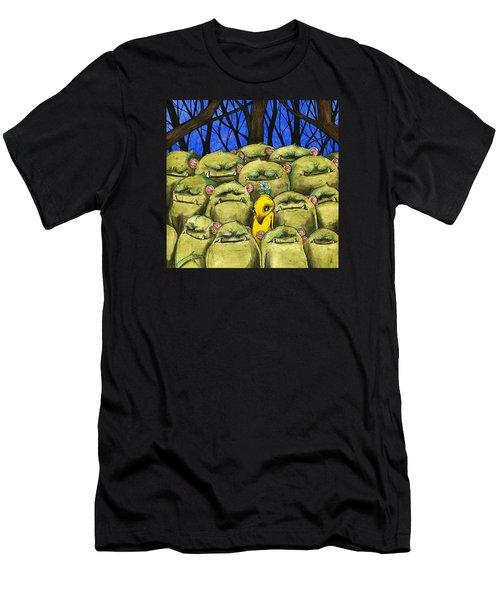 Blend In Men's T-Shirt (Athletic Fit)