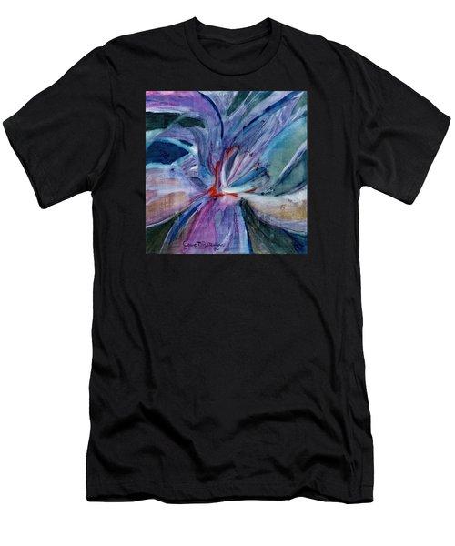 Bloom II Men's T-Shirt (Athletic Fit)