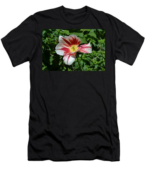 Men's T-Shirt (Slim Fit) featuring the photograph Bloom by Tara Potts