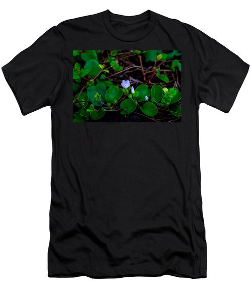 Blooming Vine Men's T-Shirt (Athletic Fit)