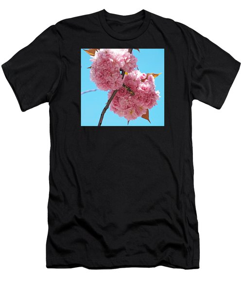 Blossom Bouquet Men's T-Shirt (Athletic Fit)