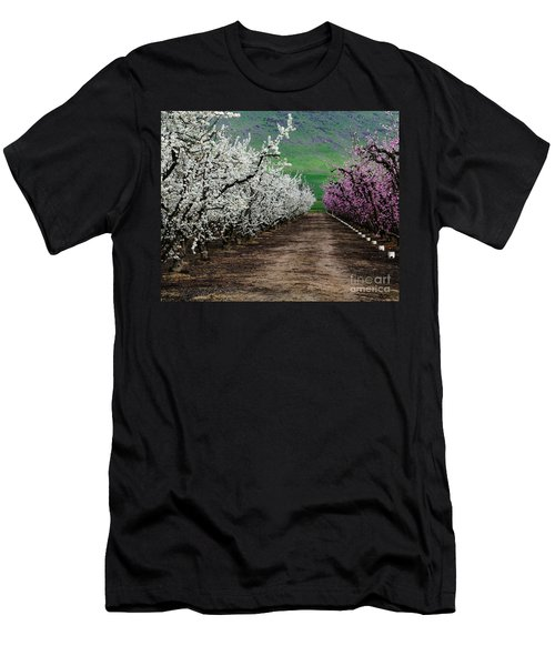 Blossom Standoff Men's T-Shirt (Athletic Fit)