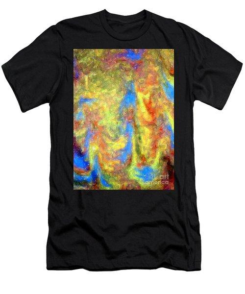 Blue Ascension Men's T-Shirt (Athletic Fit)