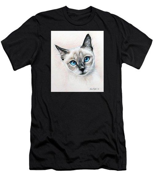 Blue Eyes Men's T-Shirt (Athletic Fit)