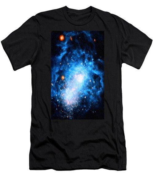 Blue Magellan Men's T-Shirt (Athletic Fit)