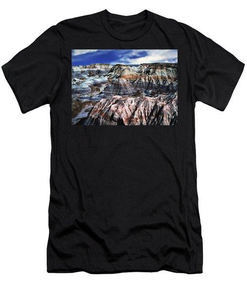 Blue Mesa - Painted Desert Men's T-Shirt (Athletic Fit)