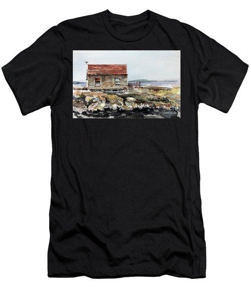 Blue Rocks Nova Scotia Men's T-Shirt (Athletic Fit)
