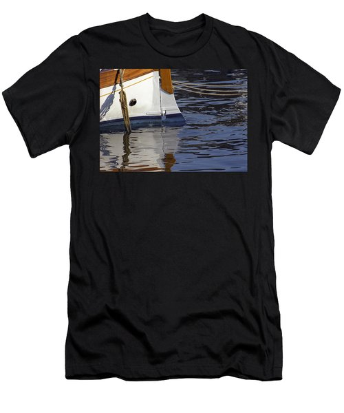 Blue Rudder Men's T-Shirt (Athletic Fit)