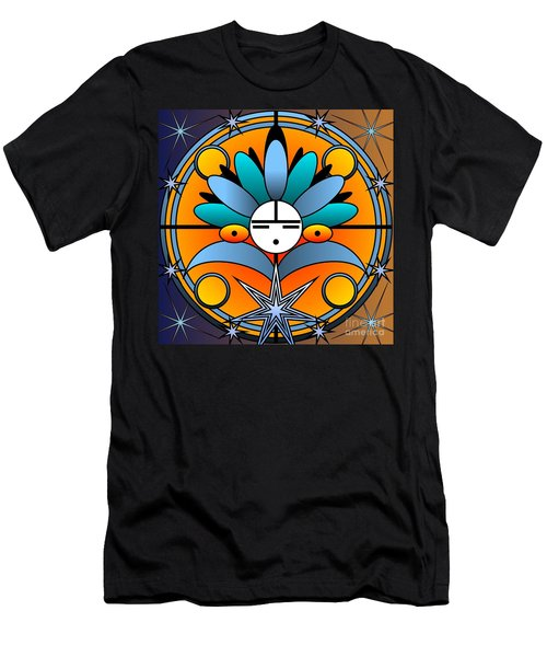 Blue Star Kachina 2012 Men's T-Shirt (Athletic Fit)