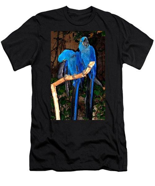 Blue Velvet Men's T-Shirt (Athletic Fit)