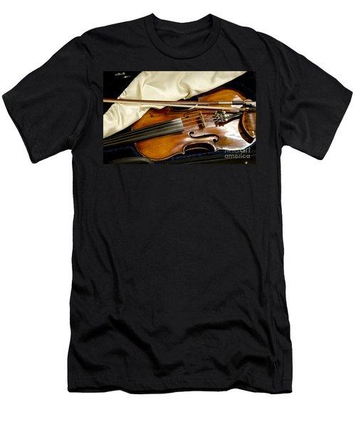 Bluegrass Magic Men's T-Shirt (Slim Fit) by Wilma  Birdwell