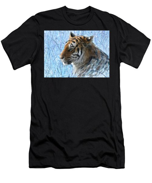Bluegrass Tiger Men's T-Shirt (Athletic Fit)