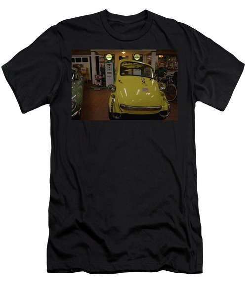 Bmw Isetta Men's T-Shirt (Athletic Fit)
