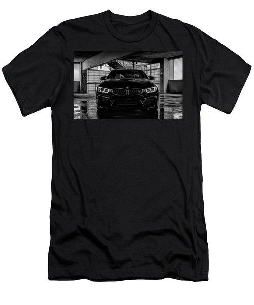 Men's T-Shirt (Slim Fit) featuring the digital art Bmw M4 by Douglas Pittman