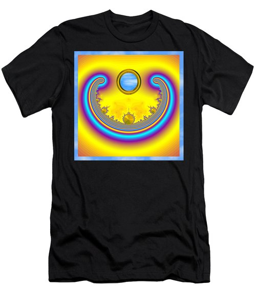 Bobby's Blue Skies Men's T-Shirt (Athletic Fit)