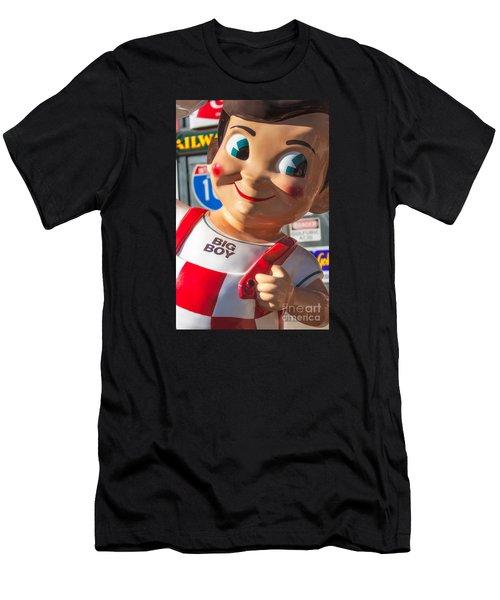 Bob's Big Boy Men's T-Shirt (Athletic Fit)