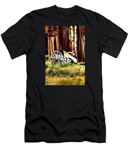 Bodie Wheel Men's T-Shirt (Athletic Fit)