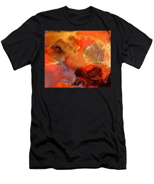 Boiling Lava Men's T-Shirt (Athletic Fit)