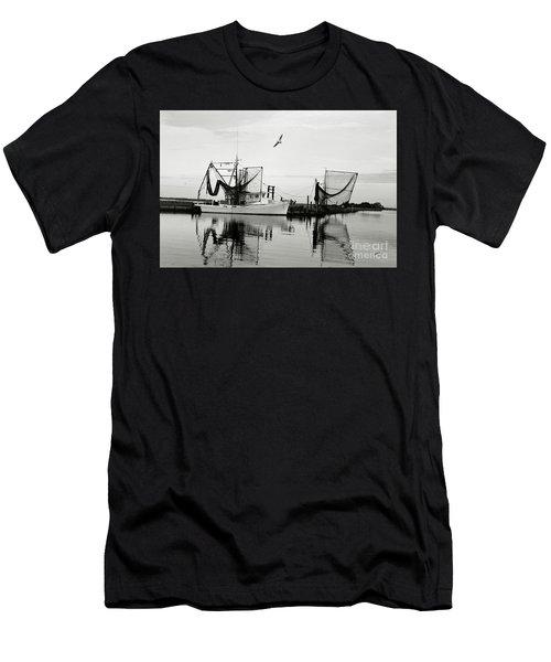 Bon Temps Men's T-Shirt (Athletic Fit)