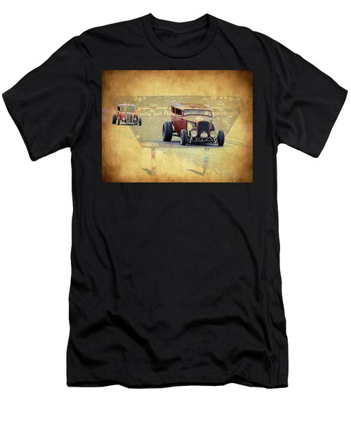 Bonneville Rodz Men's T-Shirt (Athletic Fit)