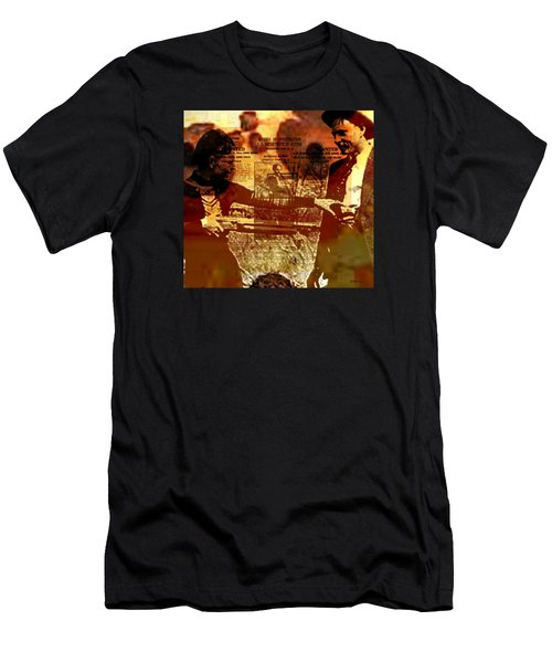 Bonnie And Clyde Men's T-Shirt (Athletic Fit)