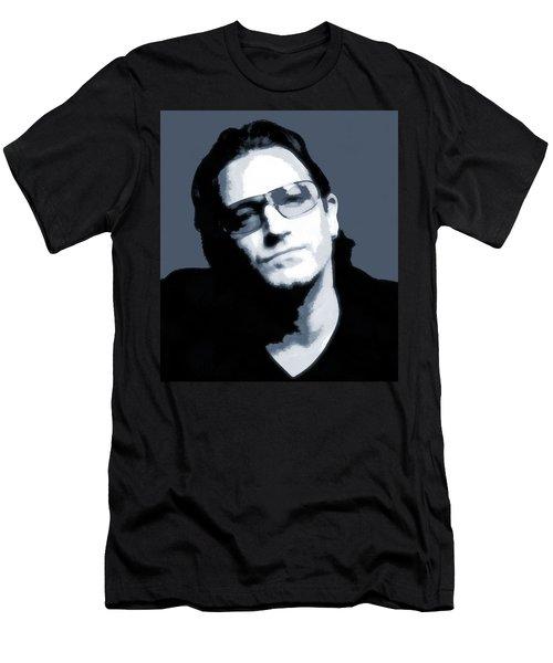 Bono Men's T-Shirt (Slim Fit) by Dan Sproul
