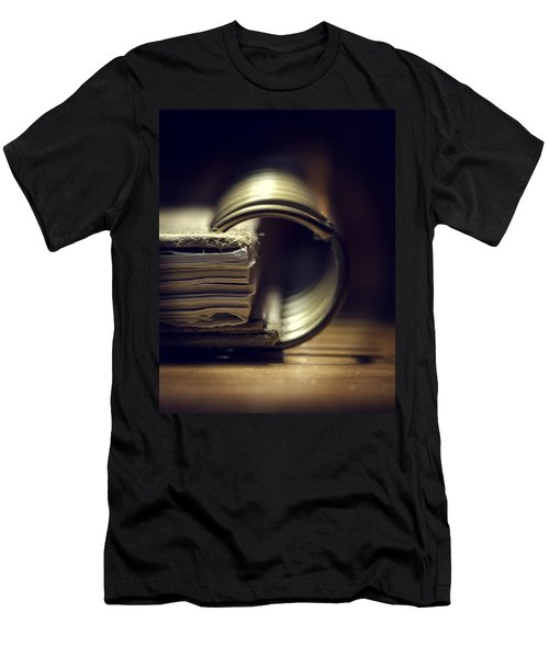Book Of Secrets Men's T-Shirt (Athletic Fit)