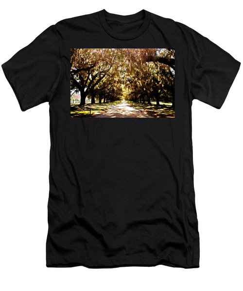 Boone Plantation Men's T-Shirt (Athletic Fit)