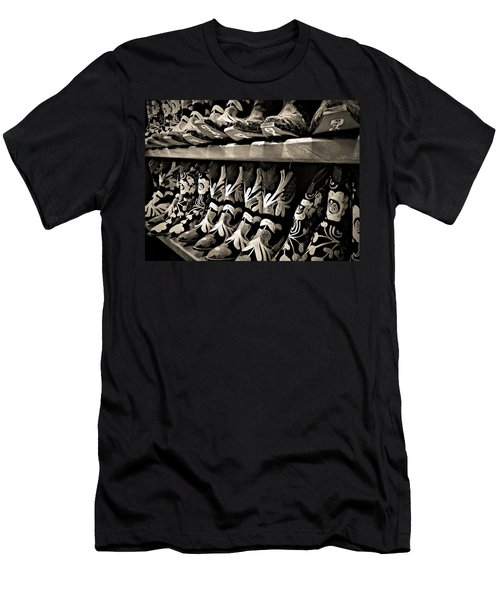 Boot Camp Men's T-Shirt (Slim Fit) by Mark David Gerson