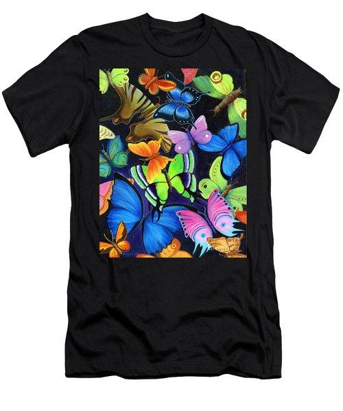 Born Again Men's T-Shirt (Athletic Fit)
