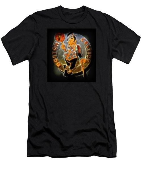 Boston Celtics Logo Men's T-Shirt (Athletic Fit)