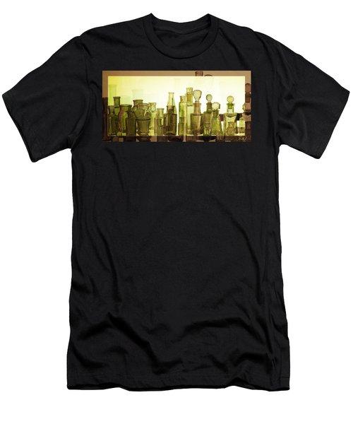 Bottled Light Men's T-Shirt (Athletic Fit)