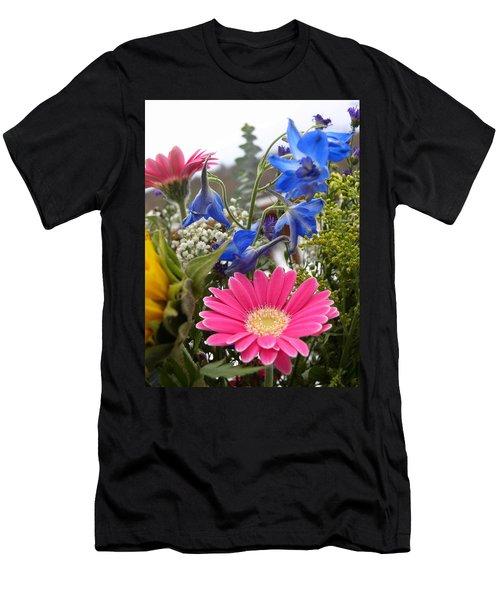 Bouquet Men's T-Shirt (Athletic Fit)