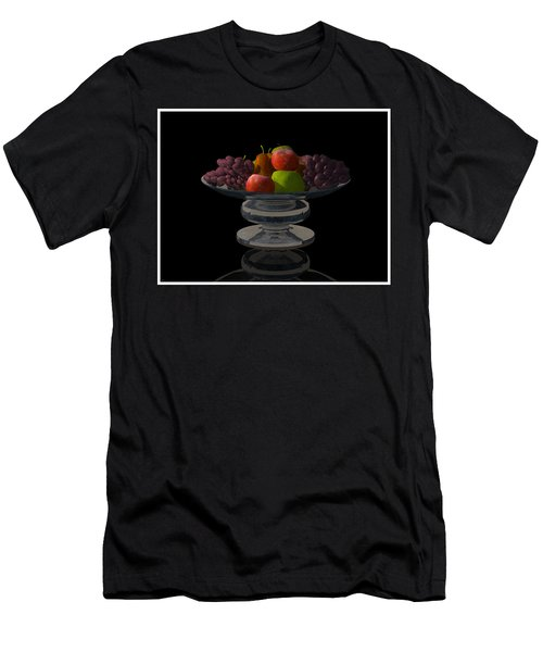 Bowl Of Fruit... Men's T-Shirt (Athletic Fit)