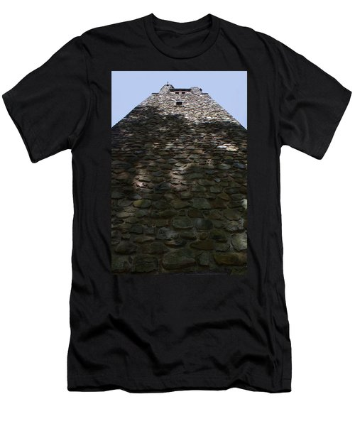 Bowman's Hill Tower Men's T-Shirt (Athletic Fit)