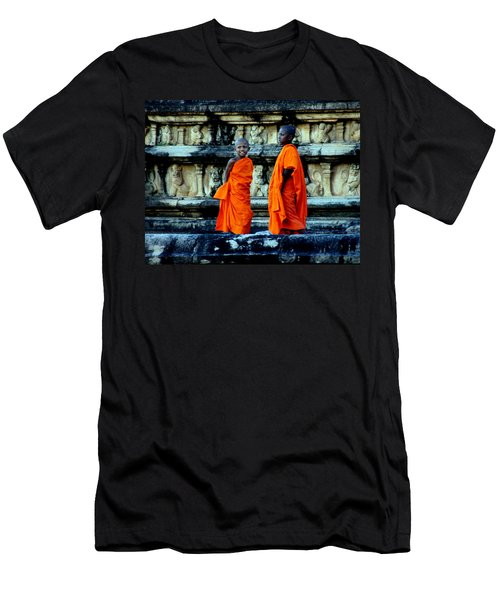 Boys In Training Men's T-Shirt (Athletic Fit)