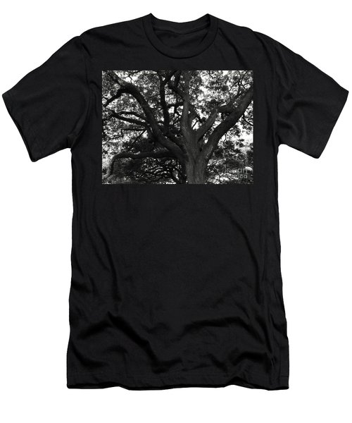 Branches Of Life Men's T-Shirt (Athletic Fit)