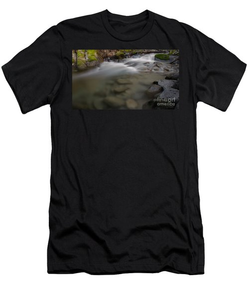 Brandy Creek Bottom Men's T-Shirt (Athletic Fit)
