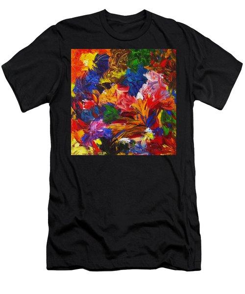 Brazilian Carnival Men's T-Shirt (Athletic Fit)