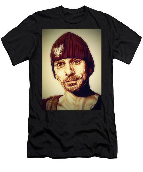 Breaking Bad Skinny Pete Men's T-Shirt (Slim Fit) by Fred Larucci