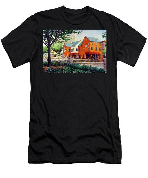 Bridge To Margarita Men's T-Shirt (Athletic Fit)