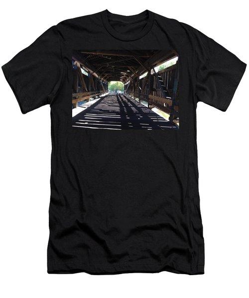 Bridgework Men's T-Shirt (Athletic Fit)