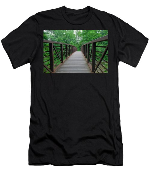 Bridging The Gap Men's T-Shirt (Athletic Fit)