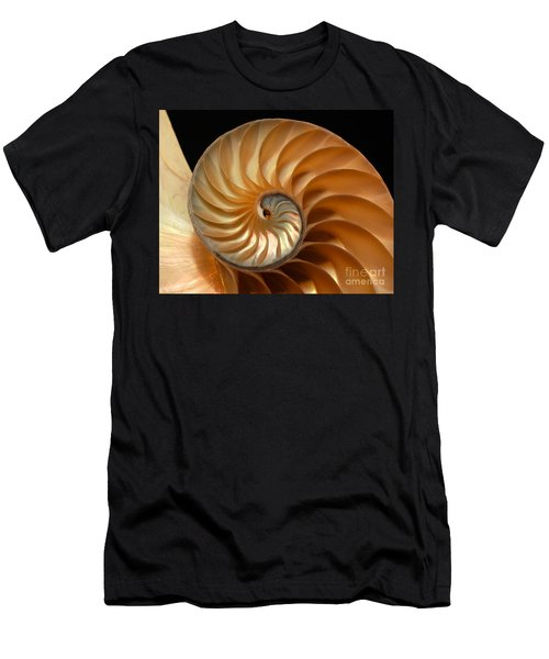 Brilliant Nautilus Men's T-Shirt (Athletic Fit)