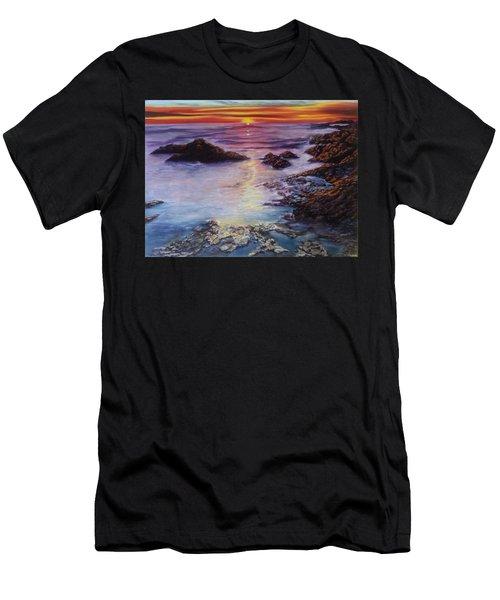 Brilliant Twilight Men's T-Shirt (Athletic Fit)