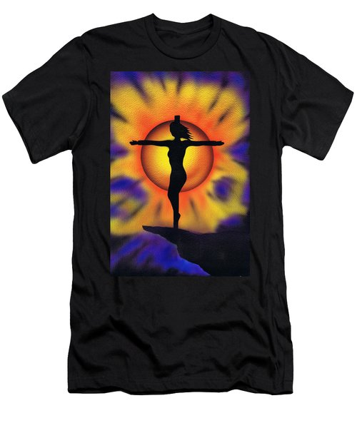 Bring Me Back To Life. Men's T-Shirt (Slim Fit) by Kenneth Clarke